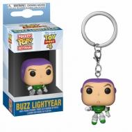 Toy Story 4 - Porte-clés Pocket POP! Buzz l'Éclair 4 cm