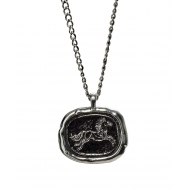 Le Seigneur des Anneaux - Pendentif avec chaînette Rohan Wax Seal