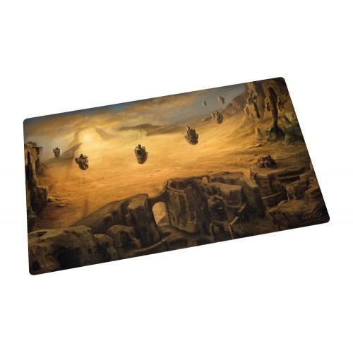 Ultimate Guard - Tapis de jeu Lands Edition II Plaine 61 x 35 cm