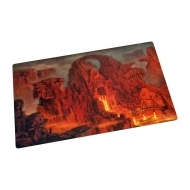 Ultimate Guard - Tapis de jeu Lands Edition II Montagne 61 x 35 cm