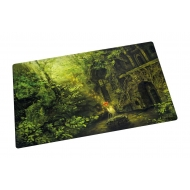 Ultimate Guard - Tapis de jeu Lands Edition II Forêt 61 x 35 cm