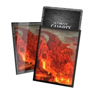 Ultimate Guard - 100 pochettes Printed Sleeves taille standard Lands Edition II Montagne