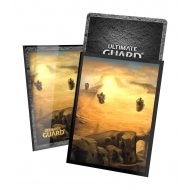 Ultimate Guard - 100 pochettes Printed Sleeves taille standard Lands Edition II Plaine