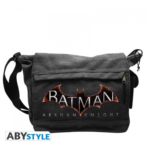 DC COMICS - Sac Besace Batman Arkham Knight Grand Format