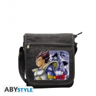 DRAGON BALL - Sac Besace DBZ/ Vegeta Petit Format - Broch.