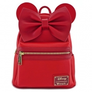 Disney - Sac à dos Red Minnie Ears & Bow Red By Loungefly