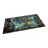 Warhammer Age of Sigmar: Champions - Play-Mat Destruction vs. Death 64 x 35 cm