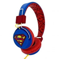 Superman - Casque audio Teen Vintage Logo Superman