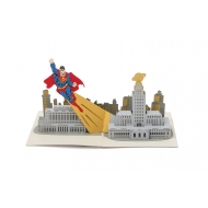 DC Comics - Carte pop-up 3D Superman