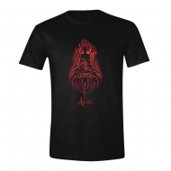 Aladdin - T-Shirt Jafar Fire
