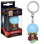 Spider-Man: Far From Home - Porte-clés Pocket POP! Mysterio 4 cm