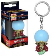 Spider-Man: Far From Home - Porte-clés Pocket POP! Mysterio 4 cm