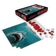 Les Dents de la mer - Puzzle Movie Poster