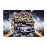 Retour vers le Futur II - Puzzle BTTF