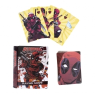 Deadpool - Jeu de cartes à jouer Deadpool Designs