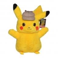 Pokémon : Détective Pikachu - Peluche Real Scale Pikachu 41 cm