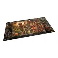 Warhammer Age of Sigmar: Champions - Play-Mat Chaos vs. Destruction 64 x 35 cm