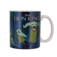 Le Roi lion - Mug Scar