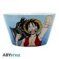 ONE PIECE - Bol en Porcelaine de Luffy & Chopper
