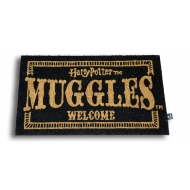 Harry Potter - Paillasson Muggles Welcome 43 x 72 cm