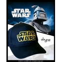 STAR WARS - Casquette Navy - Logo Star Wars