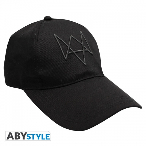 WATCH DOGS - Casquette Black Fox Tag