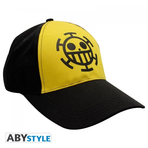 ONE PIECE - Casquette Black Trafalgar Law