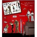 STAR WARS - Stickes 100x70cm - Rebels