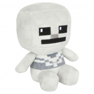 Minecraft - Peluche Mini Crafter Skeleton 11 cm