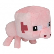 Minecraft - Peluche Mini Crafter Pig 11 cm