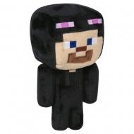 Minecraft - Peluche Happy Explorer Enderman Steve 18 cm