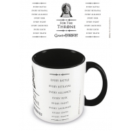 Game of Thrones - Mug Coloured Inner For The Throne