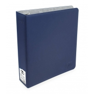 Ultimate Guard - Classeur Supreme Collector's Album 3-Ring XenoSkin Bleu Marine