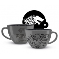 Game of Thrones - Mug Cappuccino Stark