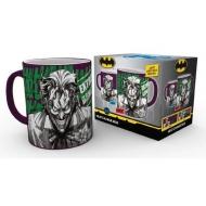 DC Comics - Mug effet thermique The Joker