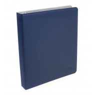 Ultimate Guard - Album classeur Supreme Collector's 3-Ring XenoSkin Slim Bleu Marine