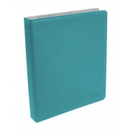 Ultimate Guard - Album classeur Supreme Collector's 3-Ring XenoSkin Slim Bleu Pétrole