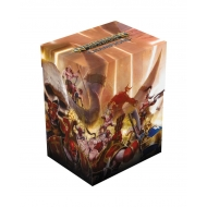 Warhammer Age of Sigmar: Champions - Basic Deck Case 80+ taille standard Chaos vs. Order