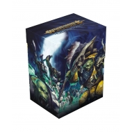 Warhammer Age of Sigmar: Champions - Basic Deck Case 80+ taille standard Destruction vs. Death