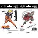 NARUTO SHIPPUDEN - Planche de mini-stickers (16x11) - Naruto / Jiraiya