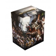 Warhammer Age of Sigmar: Champions - Basic Deck Case 80+ taille standard Order vs. Death