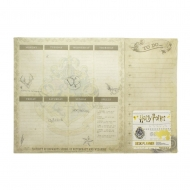 Harry Potter - Sous-main Weekly Planner 18 x 23 cm
