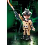 SOS Fantômes - Figurine de collection Playmobil SOS Fantômes Raymond Stantz 15 cm