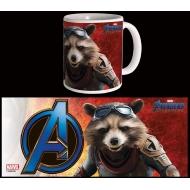 Avengers : Endgame - Mug Rocket