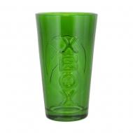Microsoft Xbox - XBox verre Shaped Logo