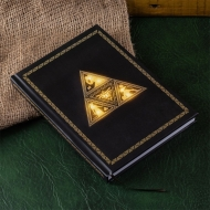 The Legend of Zelda - Cahier lumineux Triforce