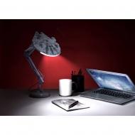 Star Wars - Lampe USB Millennium Falcon 60 cm