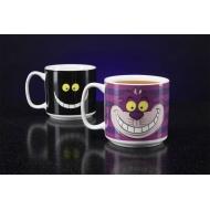 Alice au pays des merveilles - Mug effet thermique Cheshire Cat