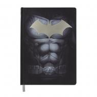 DC Comics - Cahier relié Logo Metal Batman
