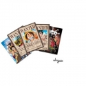 ONE PIECE - Cartes postales - Set 1 Luffy Wanted & Co